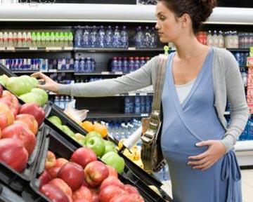 Питание в течение беременности