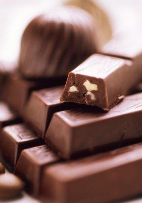 Влияние аромата шоколада на иммунитет.